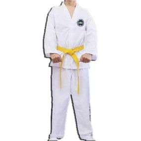 Traje Taekwondo Itf Wtf Dobok T0a2 Oficial Acrocel Niños