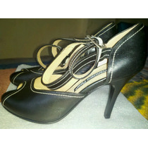 Zapatos En Oferta Talla 35 Taco 9