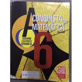 A Conquista Da Matemática - 6º Ano - Nova Edição 2012