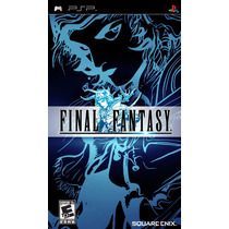Final Fantasy I - Psp