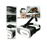 Lentes De Realidad Virtual - Vr Box Segunda Generación 2.0