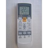 Controle Remoto Quente Frio Split Inverter Ar-ry11 Fujitsu