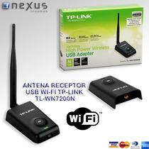 Antena Receptora Usb Wi-fi Tp-link Tl-wn7200n