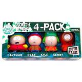 South Park Set X 4 Figuras Serie 1 Unico