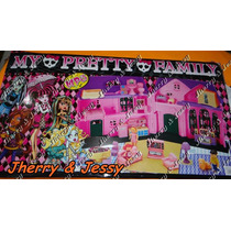 Castelo Musical Monster High