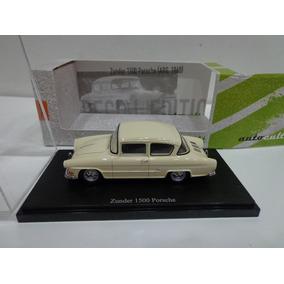 Zunder Porsche 1500 1960 1/43 Auto Cult Auto Argentino
