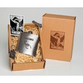 Kit Scorpions Rock Cantil/chaveiro/adesivo E Pin