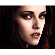 Pupilentes Vampiro Sangre Latex Y Envio Gratis