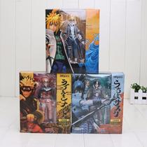 Bonecos Articulado Sasuke Naruto Minato Shfiguarts Importado