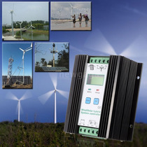 Controlador Regulador Solar Y Eolico 400-600 W Carga Bateria