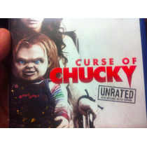 The Curse Of Chucky Dvd Al Mejor Precio