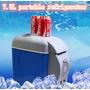 Mini Refrigerador Y Calentador Portatil Para Auto 7,5 Litros
