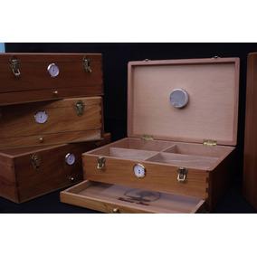 Humidificador Caja De Cedro