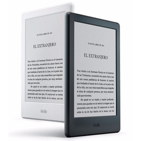 Amazon Kindle Touch 4gb 8 Generacion Nuevos + Funda Incluida