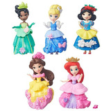 Disney Princess Mini Colección Brillo Real Hasbro B5347