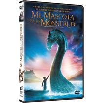 Dvd Mi Mascota Es Un Monstruo. R4, Español Latino