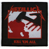 Patch Tecido - Metallica - Kill