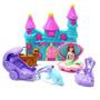 Castillo Ariel Sirenita C/acces Disney Princesas R&m Babies