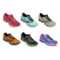 Tenis Mizuno Wave Prophecy 3 Original