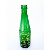 Botella Vintage Aga Guarana Pep Señorial Caballito Coleccion