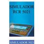 Simulador De Tacografo Rcr 5021 Novo Vdo