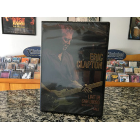 Eric Clapton - Live In San Diego (dvd)