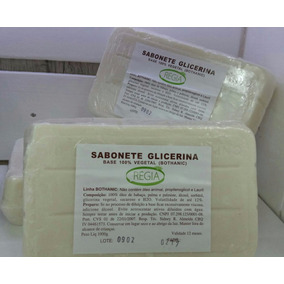 Promoção Glicerina 100% Vegetal