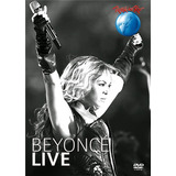 Dvd Beyoncé The Mrs.carter Show Rock In Rio (lemonade)