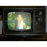 Tv Color Panasonic Ct-218, Modelo Semi Imperial