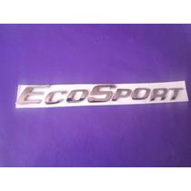 Emblema Ecosport Ford Camioneta