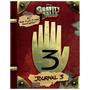 Gravity Falls Diario 3 Disney Xd Bestseller Inglés