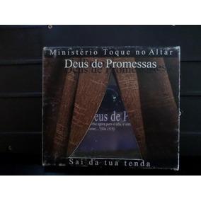 Toque No Altar - Deus De Promessas !!