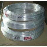 Caño De Aluminio 3/8 Para Serpentina Choperas (9,5mm Ext)