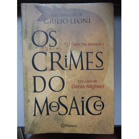 Os Crimes Do Mosaico Um Caso De Dante Alighieri Vdi