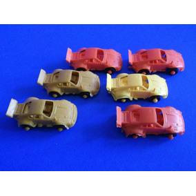 Auto Porsche Vintage Cereal Premium Twinky Años