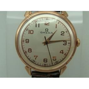 Relógio Omega Todo De Ouro 18k Jr Joalheiro.