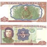 Cuba, 3 Pesos 1995 P113