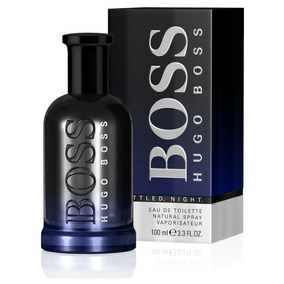 Perfume Hugo Boss Bottled Nigth 100ml - Original E Lacrado