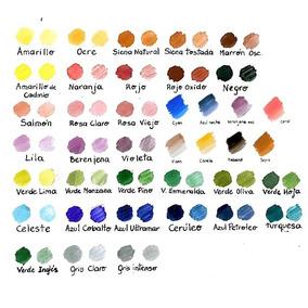 Pigmentos Para Pintura Sobre Porcelana 10 Pig X $329 Oferta