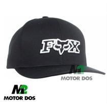 Gorra Original Fox Head Snapback One Size Negra - Motordos