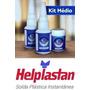 Kit Medio Helplastan Solda Plástica