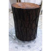 Banco Rustico,tronco De Madeira,madeira Vermelha,barato,tora