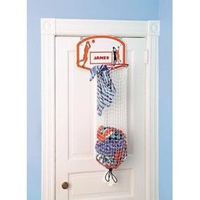 Cesto De Ropa Sucia - Canasta De Basketball Para Puerta