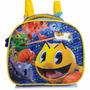 Lancheira Infantil Térmica Pac Man Come Come Potinhos Xeryus