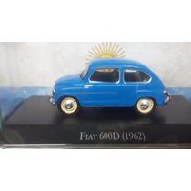 Fiat 600d (1962) 1:43