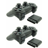 Control Para Sony Playstation 2 Inalambrico