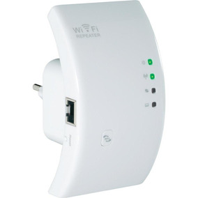 Roteador Expansor Sem Fio P/ Internet Wireless 300mbps C/wps
