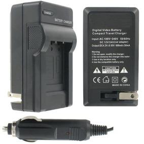 Carregador Para Filmadora Samsung Full Hd Hmx-q100 Ia-bp125a