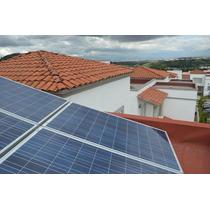 Paneles Solares Sistema Aislado 1080w + 2 Baterías