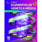 Libro Emery. Elementos De Genética Médica + Student Consult